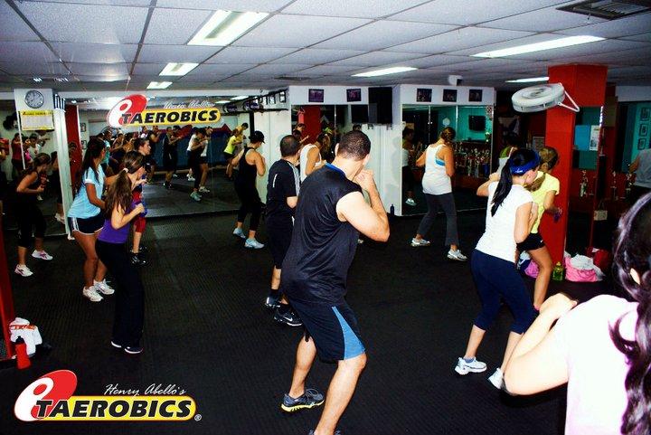 TAEROBICS en American Taekwondo Center Barranquilla