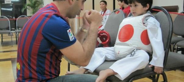 ¡No pierdas esta oportunidad de difertirte con tus hijos y familiares siendo el coach de uno de ellos en nuestras Olimpiadas ATC!