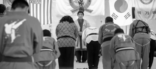 El Gran Maestro Choi es uno de los primeros Maestro enviados a propagar el Taekwondo alrededor del mundo.