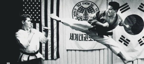EL Maestro Henry practica artes marciales desde la temprana edad de 4 años