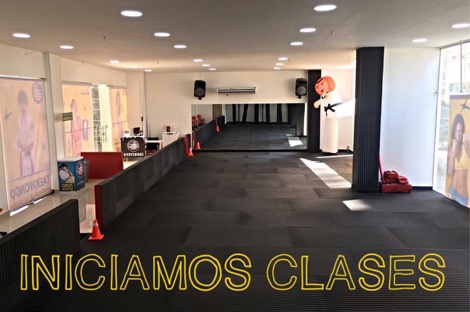 La segunda sede de American Taekwondo Center fue inaugurada en marzo del año 2017.