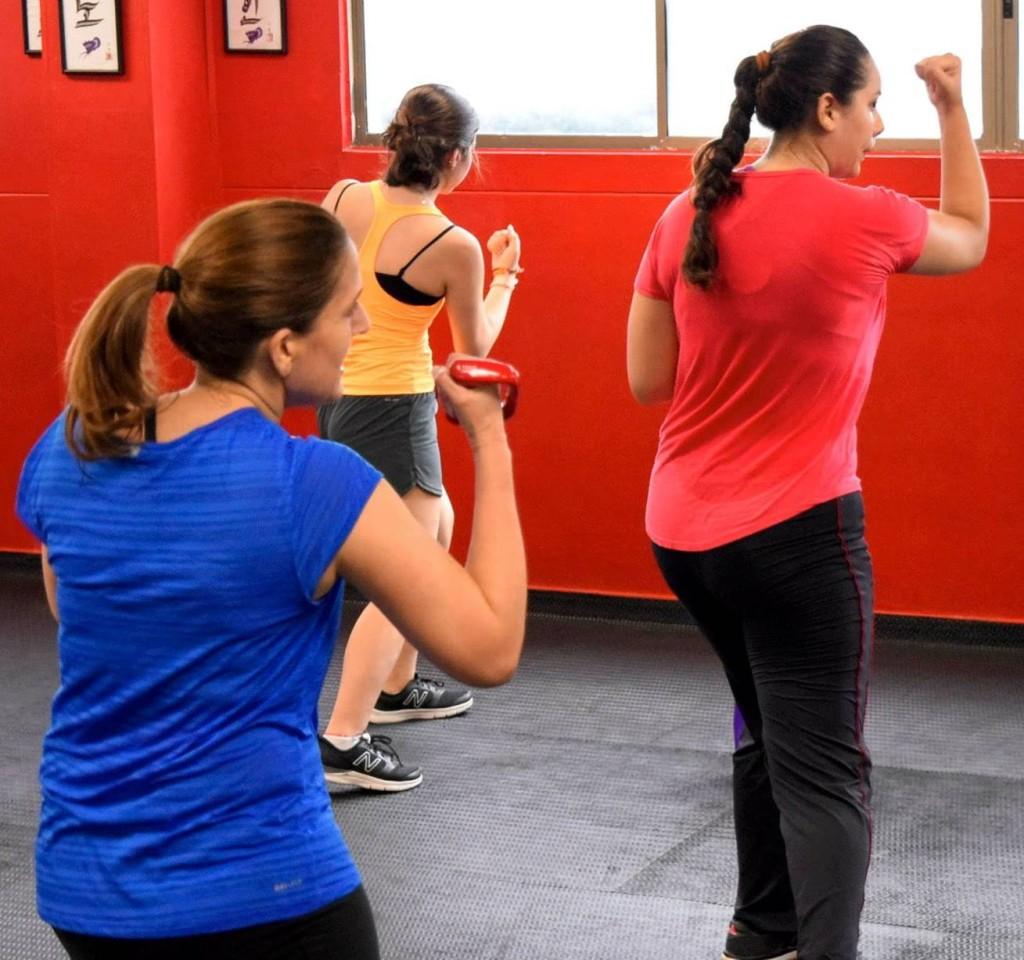 En American Taekwondo Center menajamos tres tipos de Cardio-Pesas: de 0.5, 0.75 y de 1.0 Kg.