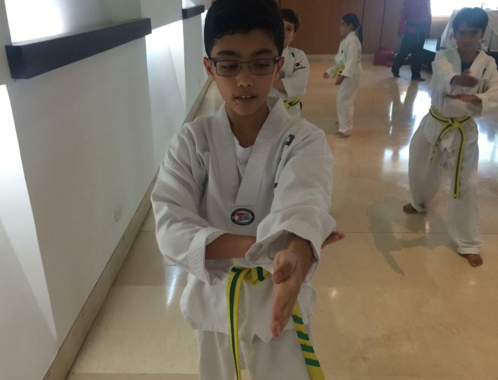 Desde muy jóvenes enseñamos a los alumnos a concentrarse en conectar mente y cuerpo