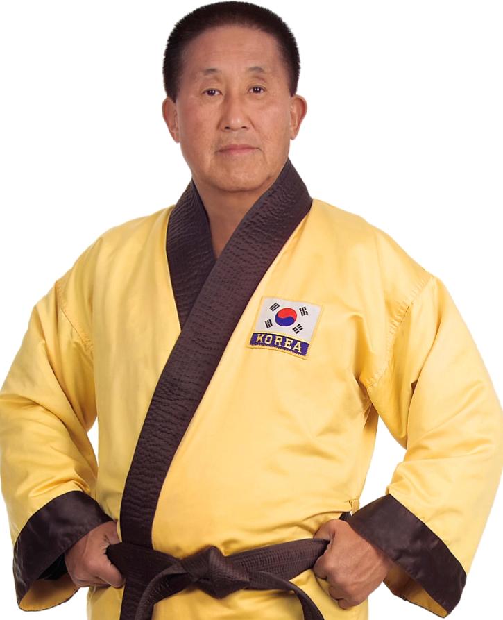 El excepcional Grand Master Choi es noveno DAN en el Taekwondo; el máximo nivel otorgado en esta disciplina.